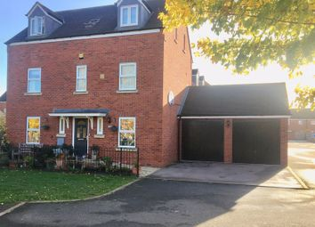 Thumbnail 5 bed detached house for sale in Lakenheath Kingsway, Quedgeley, Gloucester
