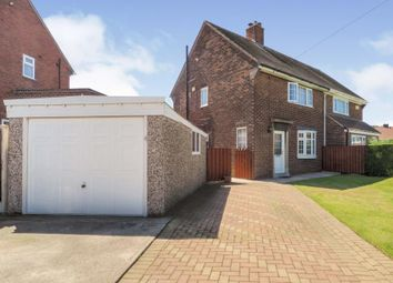 Thumbnail 2 bed semi-detached house for sale in Birchwood Drive, Ravenfield, Rotherham