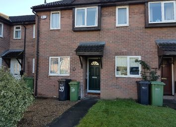 Thumbnail 2 bed terraced house to rent in Gladstone Drive, Moorfields, Hereford