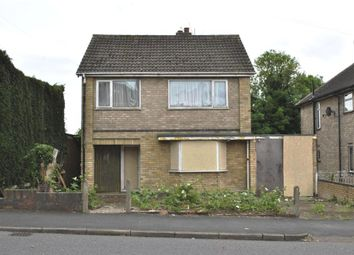 Thumbnail 3 bed detached house for sale in Uplands Road, Oadby