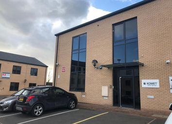 Thumbnail Office for sale in 4 Hamel House, Calico Business Park, Sandy Way, Tamworth