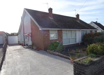 Thumbnail 2 bed semi-detached bungalow for sale in West End Avenue, Nottage, Porthcawl