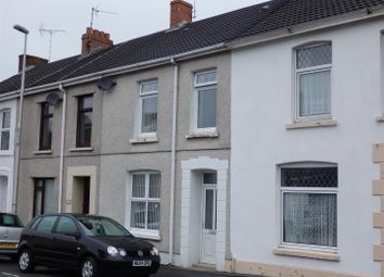 Thumbnail 3 bed terraced house to rent in Upper Robinson Street, Llanelli