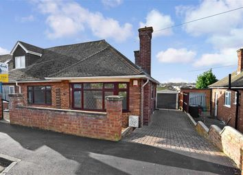 Thumbnail 3 bed semi-detached bungalow for sale in Stacey Close, Gravesend, Kent