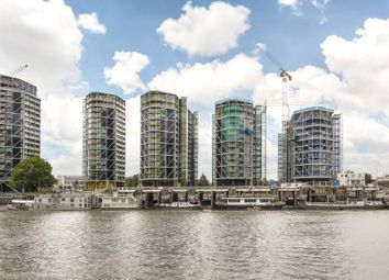 Thumbnail 2 bed flat to rent in Riverlight Quay, Nine Elms Lane