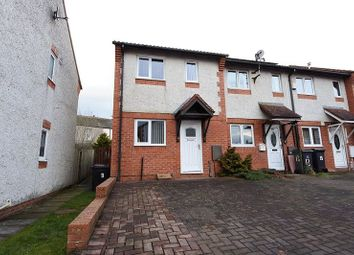 Thumbnail 2 bed end terrace house for sale in Fulford Walk, Carlisle