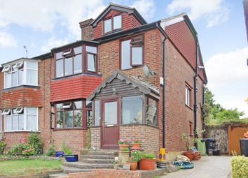 Thumbnail 4 bed semi-detached house for sale in Masons Rise, Broadstairs