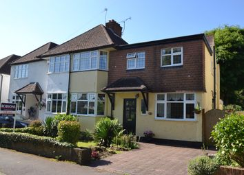 Thumbnail 4 bed semi-detached house for sale in Amersham Way, Little Chalfont, Amersham