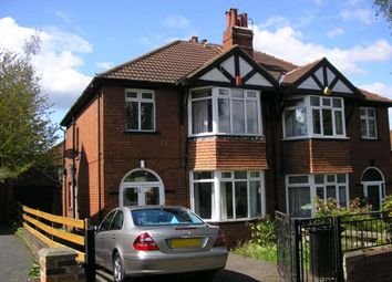 Thumbnail 3 bedroom semi-detached house for sale in Becketts Park Crescent, Headingley, Leeds