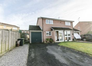 Thumbnail 2 bed semi-detached house for sale in Walkers Close, Fair Oak, Eastleigh, Hampshire