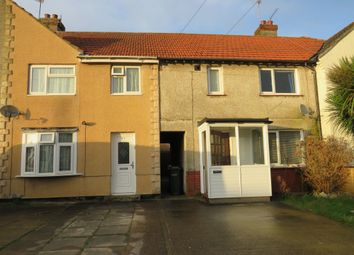 Thumbnail 2 bed terraced house for sale in Locksley Road, Eastleigh