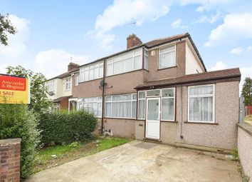 Thumbnail 4 bed end terrace house for sale in Edgware, Middlesex