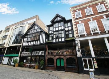 Thumbnail 2 bed flat for sale in 45 Watergate Row South, Chester, Cheshire