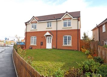 Thumbnail 4 bed detached house for sale in Codling Road, Evesham