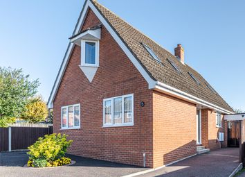 Thumbnail 4 bed detached bungalow for sale in Abbot Close, Bury St. Edmunds