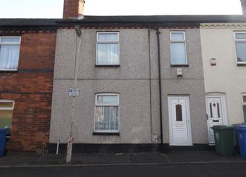 Thumbnail 3 bed terraced house for sale in Newcastle Street, Mansfield, Nottinghamshire