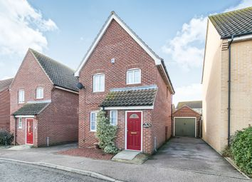 Thumbnail 3 bed detached house for sale in Magpie Close, Dovercourt, Harwich