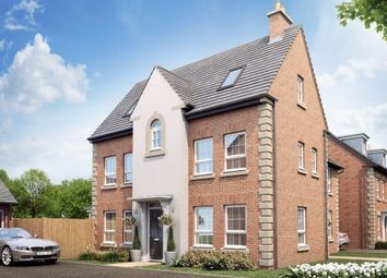 "Thumbnail 4 bed detached house for sale in ""Hawick"" at Harbury Lane, Heathcote, Warwick"