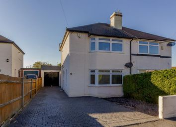 Thumbnail 3 bed semi-detached house for sale in Francis Road, Orpington, Kent