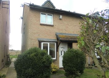 Thumbnail 1 bed semi-detached house to rent in Kirton Close, Hornchurch Essex