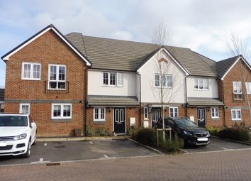 Thumbnail 2 bed terraced house for sale in Hensler Drive, Bishopdown, Salisbury