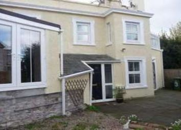 Thumbnail 3 bed property to rent in Nottingham Gardens, Mutley, Plymouth