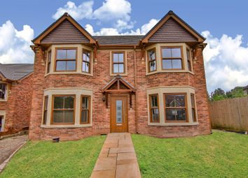 Thumbnail 4 bedroom detached house for sale in Towy Road, Llanishen, Cardiff
