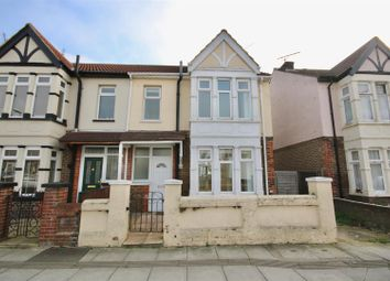 Thumbnail 3 bedroom end terrace house for sale in Baffins Road, Portsmouth