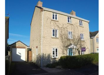 Thumbnail 4 bed detached house for sale in Belle Vue Close, Peasedown, Bath