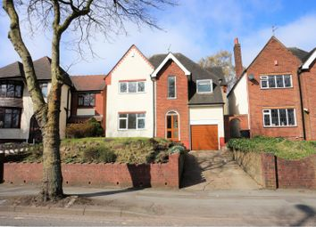 Thumbnail 4 bed detached house for sale in Priory Road, Dudley