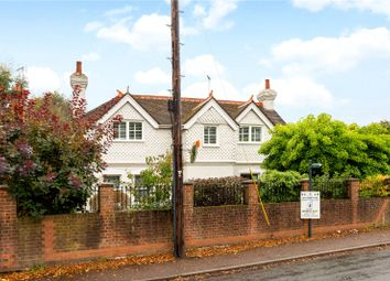 Thumbnail 4 bedroom detached house for sale in School Lane, Cookham, Maidenhead, Berkshire