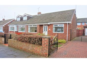 Thumbnail 2 bed bungalow for sale in Harlow Avenue, Newcastle Upon Tyne
