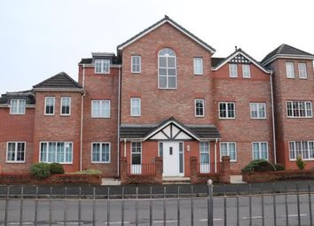 Thumbnail 2 bedroom flat for sale in Devonshire Road, Broadheath, Altrincham, Greater Manchester