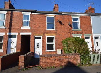 Thumbnail 2 bed terraced house to rent in Lord Roberts Road, Chesterfield