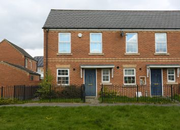 Thumbnail 2 bed semi-detached house for sale in Mallard Close, Heckmondwike, West Yorkshire