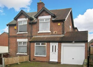 Thumbnail 3 bed semi-detached house for sale in Church Street, Bentley, Doncaster