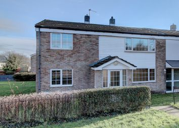 Thumbnail 4 bed end terrace house for sale in Archer Road, Stevenage