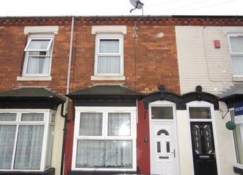 Thumbnail 2 bedroom terraced house for sale in Wood Green Road, Birmingham