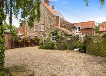 Thumbnail 5 bedroom cottage for sale in Fakenham Road, South Creake, Fakenham