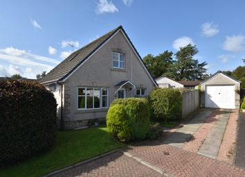 Thumbnail 4 bed detached house for sale in Mayfield Gardens, Milnathorrt, Kinross