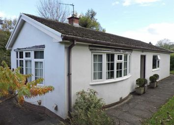 Thumbnail 3 bed detached bungalow for sale in Lampeter Velfrey, Narberth, Pembrokeshire