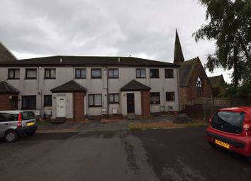 Thumbnail 2 bed flat for sale in Morton Place, Kilmarnock