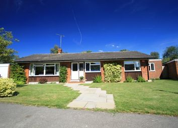 Thumbnail 4 bed detached bungalow for sale in Burley Close, Loxwood, Billingshurst