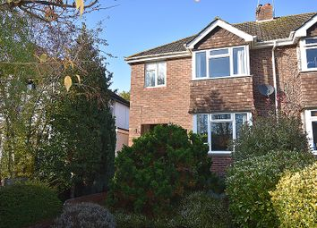 3 bed semi-detached house for sale in Honiton Road, Exeter EX1