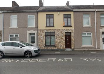 Thumbnail 2 bed terraced house for sale in Old Castle Road, Lanelli