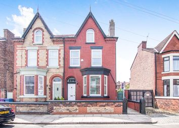Thumbnail 5 bed semi-detached house for sale in Harley Street, Liverpool