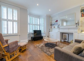 Thumbnail 3 bed flat for sale in Rush Hill Road, London