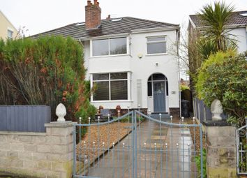 Thumbnail 3 bed semi-detached house for sale in Queens Road, Crosby