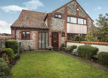 Thumbnail 2 bed barn conversion for sale in East Harling, Norwich, Norfolk