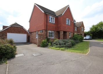 Thumbnail 4 bed detached house for sale in Peacock Road, Bromham, Bedford